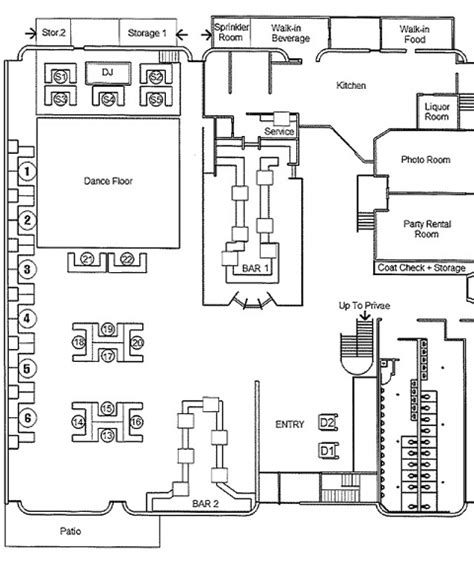 House Of Blues Floor Plan | house of blues floor plan 28 images house of blues