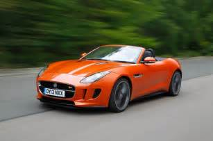 The F Type Jaguar Jaguar F Type Convertible Review 2017 Autocar