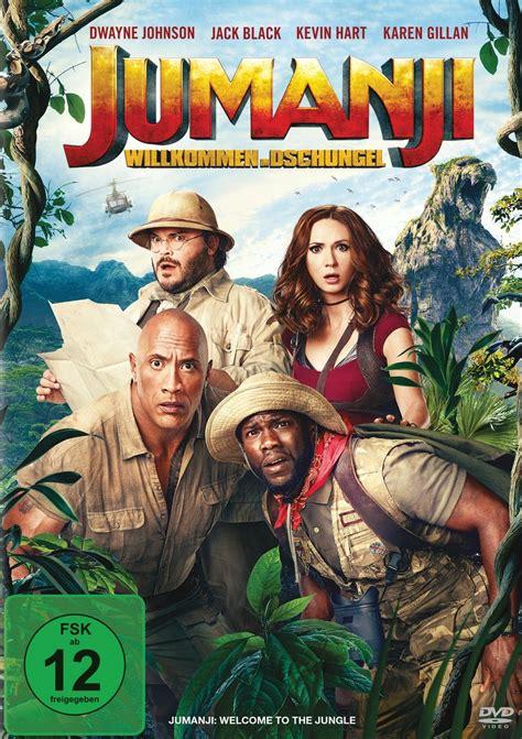 jumanji film kaufen jumanji willkommen im dschungel dvd oder blu ray leihen