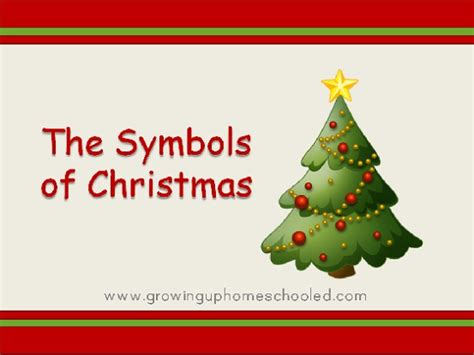 christian meaning of christmas decorations the symbols of why we decorate free powerpoint meet