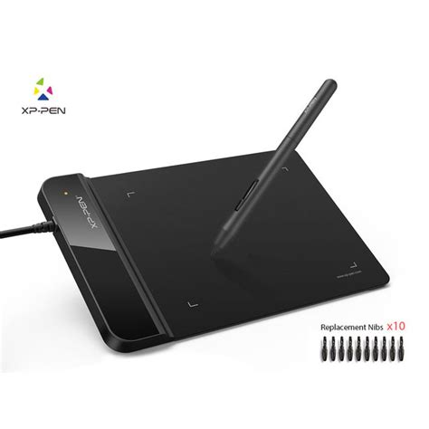 Xp Pen Smart Graphics Drawing Pen Tablet With Passive Pen 04 xp pen smart graphics drawing pen tablet with passive pen g430s black jakartanotebook