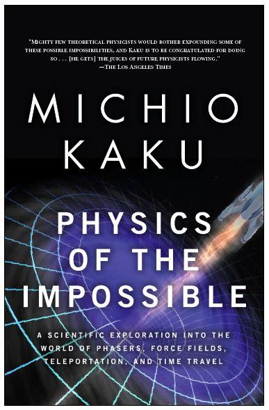 physics of the impossible catatan tia