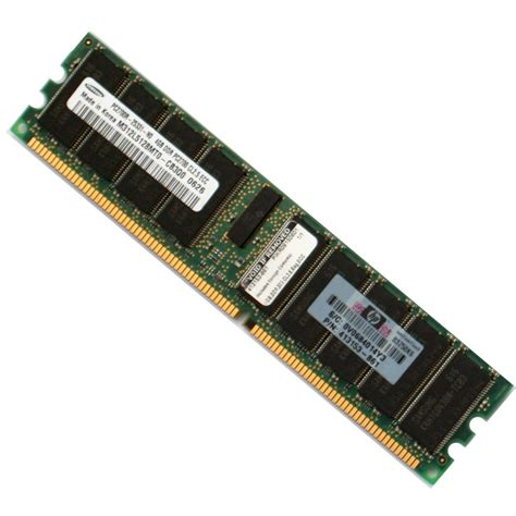 Ram Komputer Server samsung 4gb pc2700 ddr ecc registered server memory ram