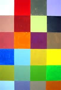 de colores file veinte y cuatro cuadrados de colores de martin