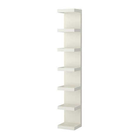 ikea bookshelves wall lack wall shelf unit white ikea