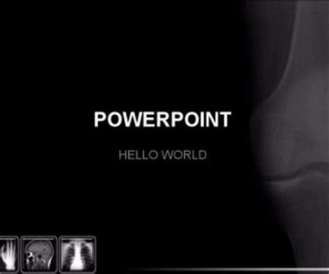 Medical Page 3 Free Powerpoint Templates Download Radiology Powerpoint Template