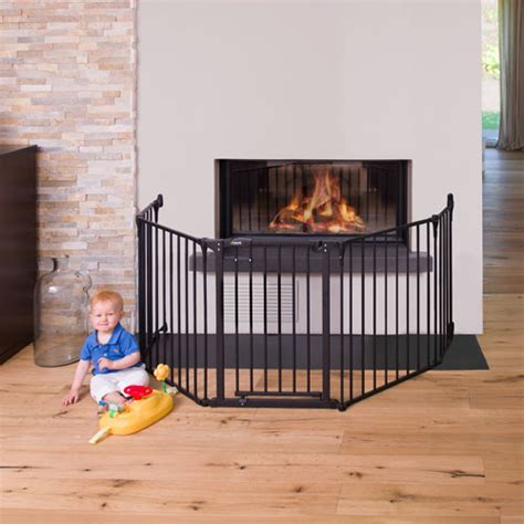 Safety Gate Fireplace by Charcoal 59705