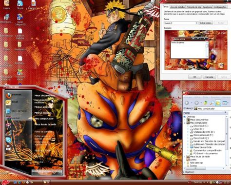 download themes naruto windows xp naruto theme for xp download