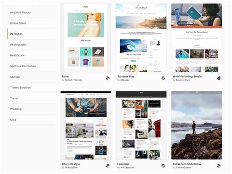 themes wordpress envato 20 best personal wordpress blog themes for 2017