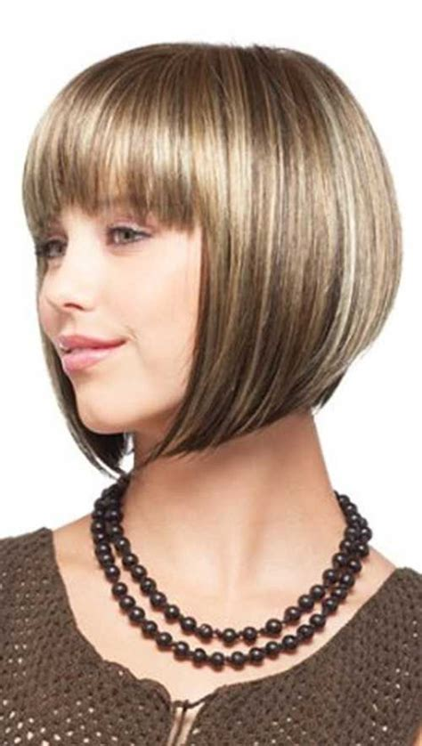 What Does Angle Bangs Mean | short bob chin length with fringe bangs not like this too