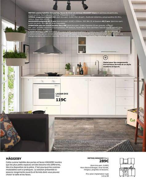 catalogue ik饌 cuisine cuisine ikea les nouveaut 233 s du catalogue 2018 c 244 t 233 maison
