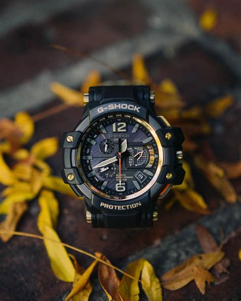 G Shock Gwn1000 Black Gold live photos g shock gwn1000gb1a gpw1000gb1a