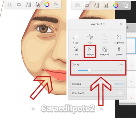 tutorial wpap android sketchbook tutorial edit foto vector vexel di aplikasi sketchbook android