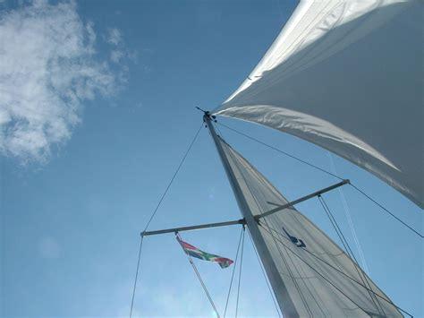 mast sailing wikipedia - Zeil Mast