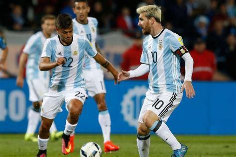 grupo da argentina veja como ficou o grupo da argentina na copa 2018