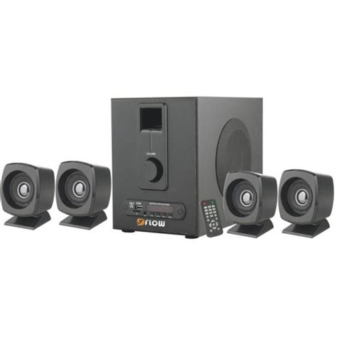 flow  home theater speaker system price  india