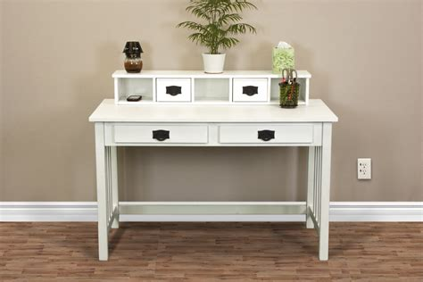 small white desk simple writing desks for small spaces homesfeed