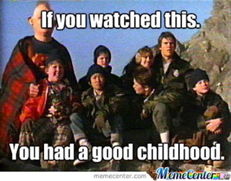 Goonies Meme - goonies by dadolino meme center