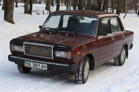 lada fotografica addio vecchia zhiguli fiat 124 sovietica motori ansa it