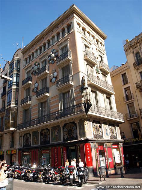 casa cuadros casa bruno cuadros sitios de barcelona