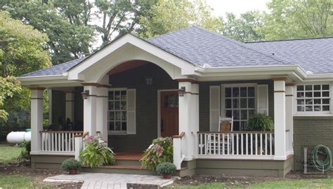 house porch gable hip roof by the porch company