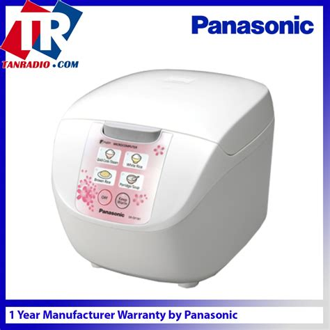 Rice Cooker Panasonic Sr Df181 panasonic sr df181 jar rice cooker m end 4 15 2019 3 31 pm
