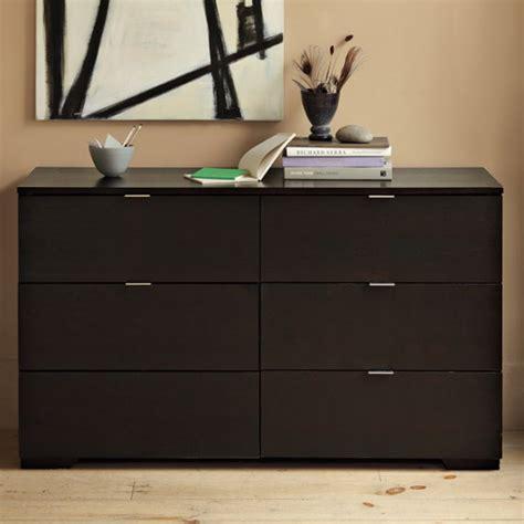 Modern Furniture Dressers by Modern Wood Dresser Furniture By Storage Collection