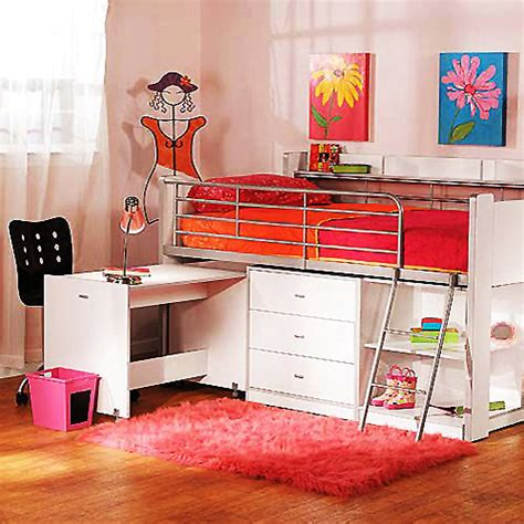 size charleston storage loft bed with desk amazing loft bed with desk underneath ikea in cozy space