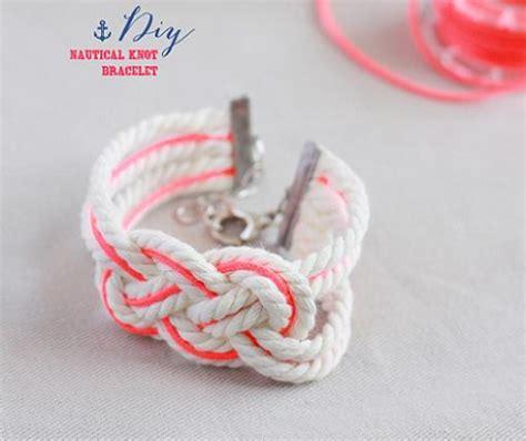 hacer pulseras nudos marineros c 243 mo hacer pulseras de nudos marineros pulserasdiy