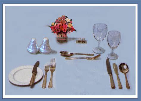 table cutlery set up table cutlery set up table cutlery setting spectacular