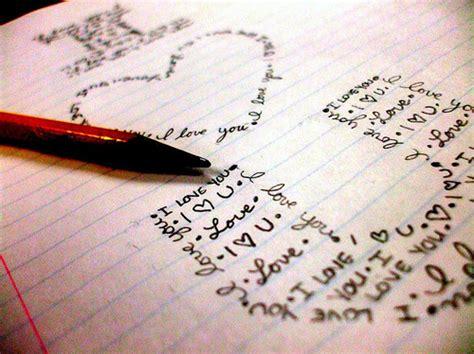 creative ways to write i you on paper doodle kawaii notebook image 138324 on