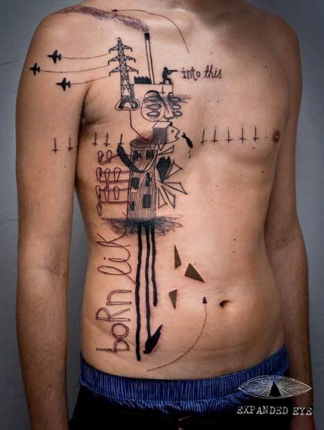 bukowski tattoo charles bukowski