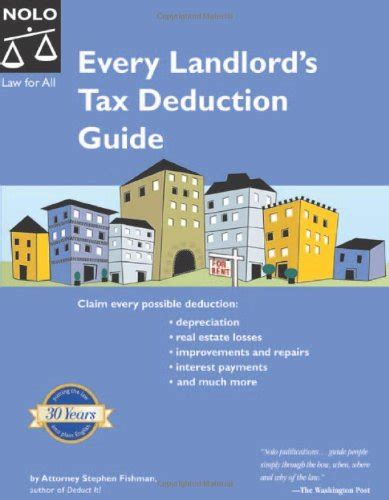 every landlord s tax deduction guide books every landlord s tax deduction guide