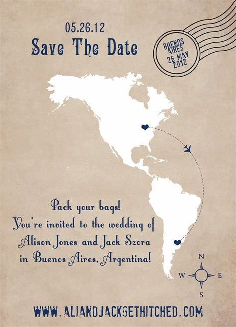 save the date wedding cards direct