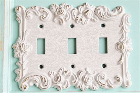 victorian light switch covers victorian antique vintage style rose 3 toggle light switch