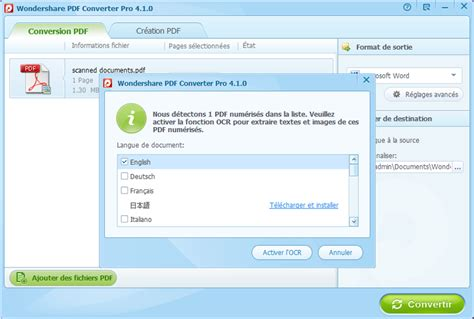 format excel en pdf 2 m 233 thodes pour convertir facilement des pdf scann 233 s en excel