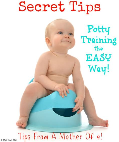 7 Tips On Potty Your Child by Potty The Easy Way Secret Tips From A Of 4