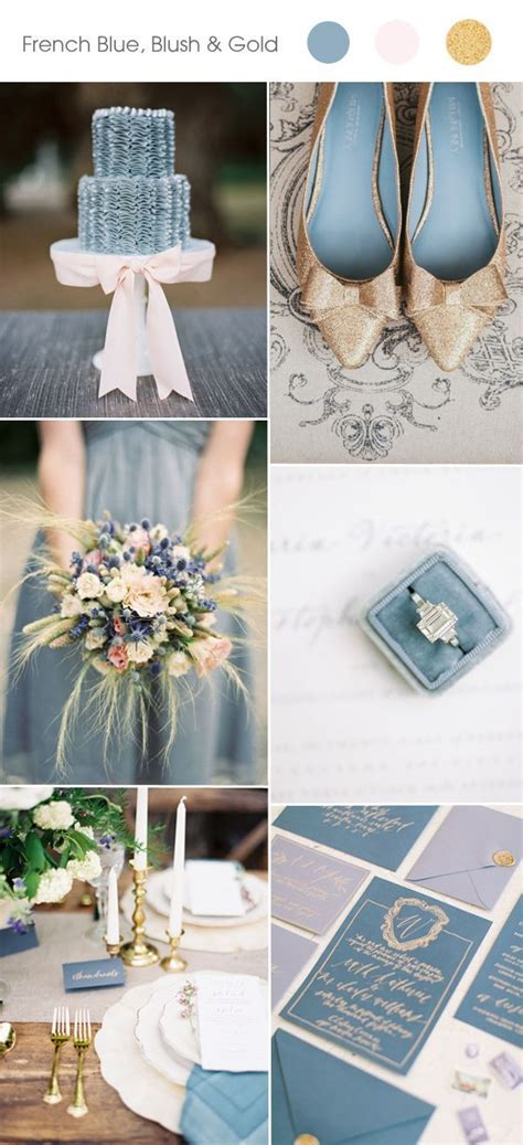 Top 5 Spring and Summer Wedding Color Ideas 2017   Summer