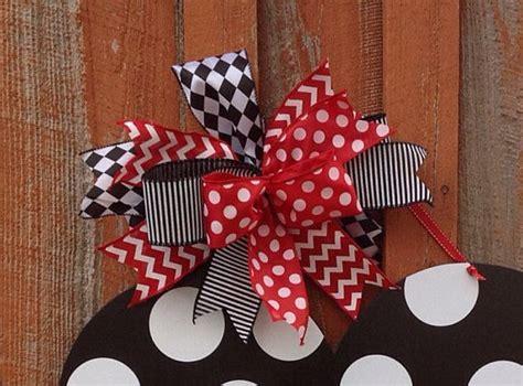 custom handmade replacement bow  wreaths  door