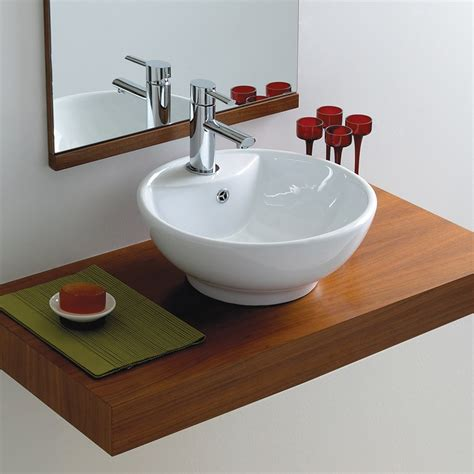 gremio counter top bowl ceramic bathroom basin