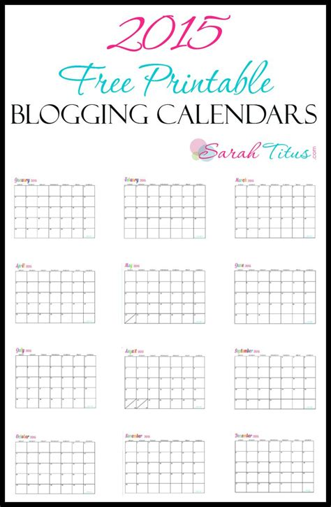printable calendar that you can edit 111 best images about calendars on pinterest calendar