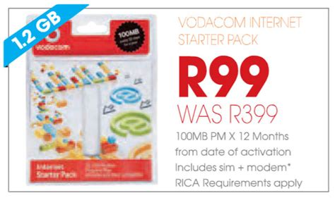 vodacom prepaid deals best prepaid data and modem deal ever