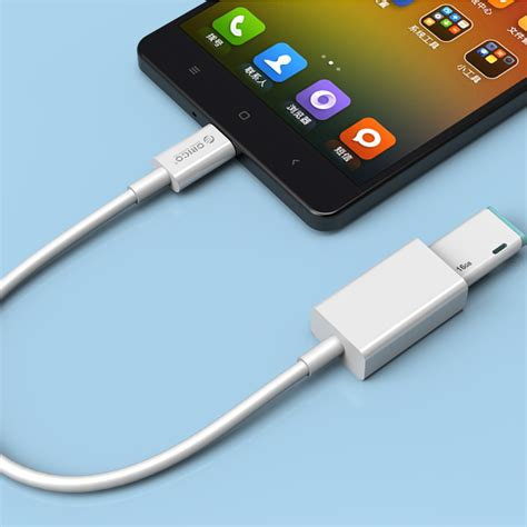 Orico Kabel Usb Type C Atc orico usb type c to usb 2 0 cable adapter 25cm