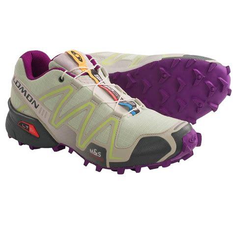 hiking trail running shoes new salomon speedcross 3 trail running hiking shoe 150