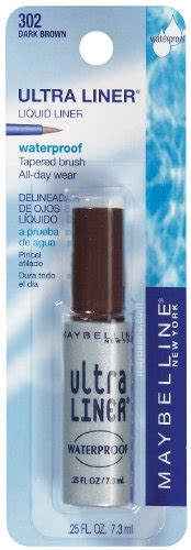 Maybelline Ultra Liner maybelline expertwear brow eye liner 154 light brown mayanka make up