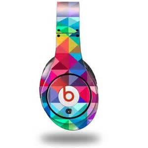 colorful beats spectrums decal style skin fits original from