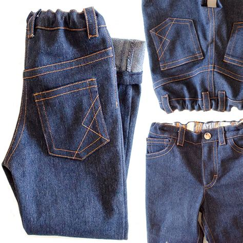 Jeans Pattern Pdf | titchy threads small fry skinny jeans pdf pattern