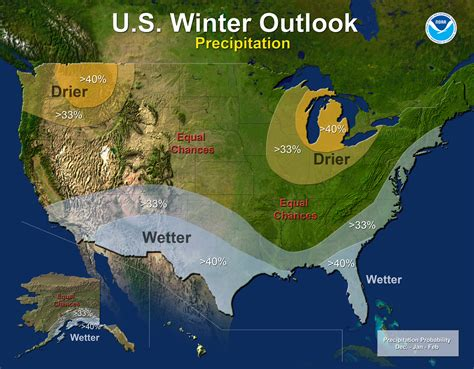 noaa weather forecast winter noaa another warm winter likely for western u s south
