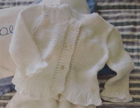 como tejer un saquito de lana 191 c 243 mo tejer un saquito para beb 233 a dos agujas iknitts com