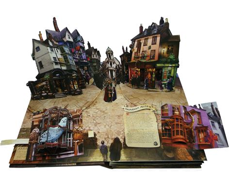harry potter a pop up les livres pop up mais qu est ce que c est gothicat world gazette